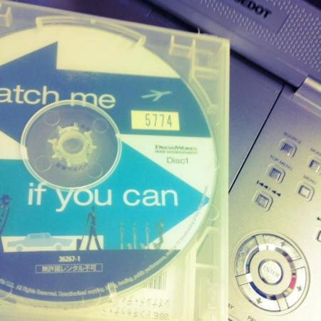 catch me if you can☆
