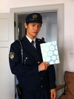 警官の窪田正孝