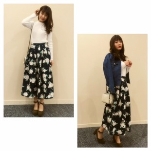 2016/03/10 (Thu)  outfit